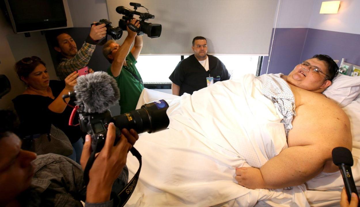 Felgyógyult a koronavírusból a világ egykor legsúlyosabb embere