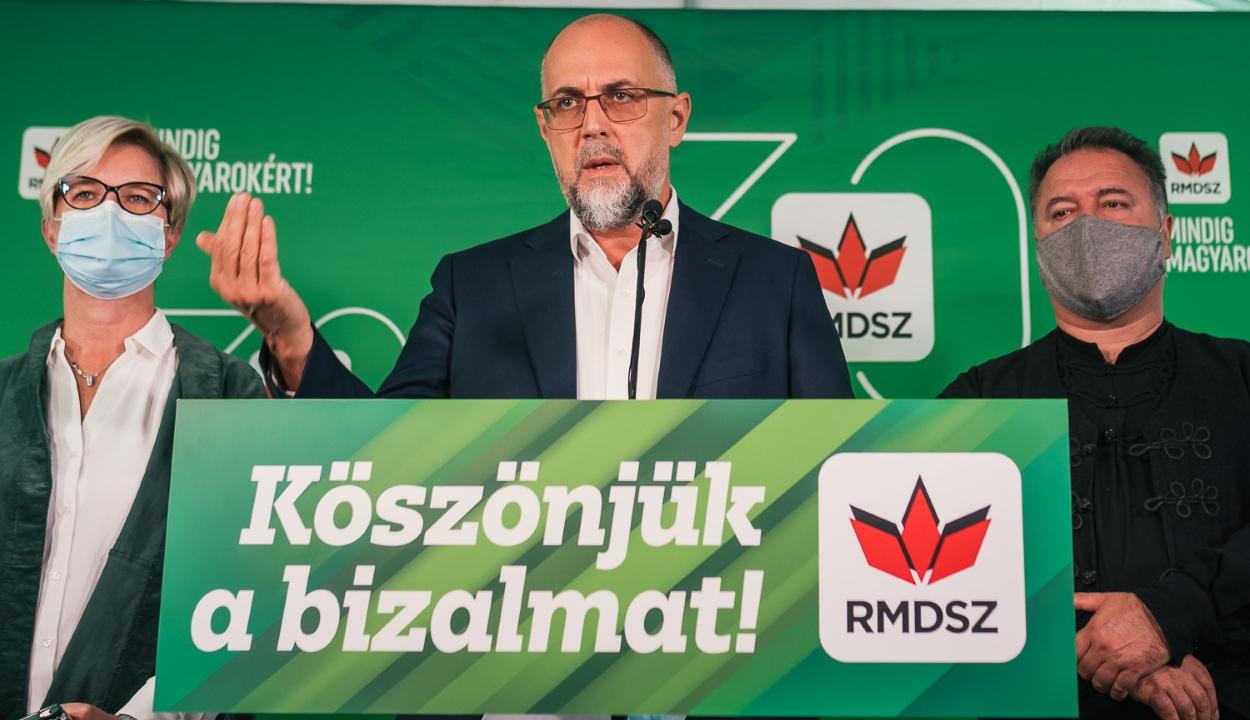 Kelemen: a verseny hiánya miatt volt alacsonyabb a magyar részvétel az országos átlagnál