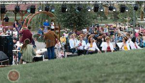 Közel harminc előadástól volt hangos a Wegener-park