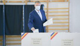 Iohannis: nagyon fontos, hogy elmenjünk szavazni