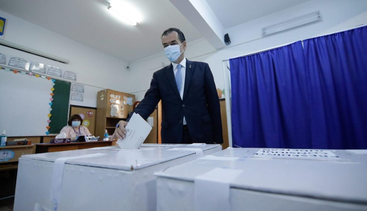 Orban: azokra szavaztam, akik garantálni tudják, hogy képesek jobbá tenni a helyi közösségek életét