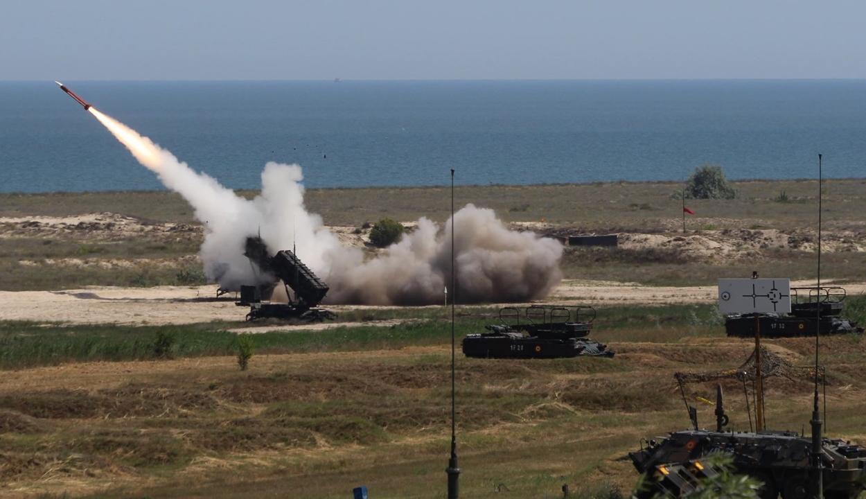 Románia átvette az első Patriot rakétavédelmi rendszert az Egyesült Államoktól