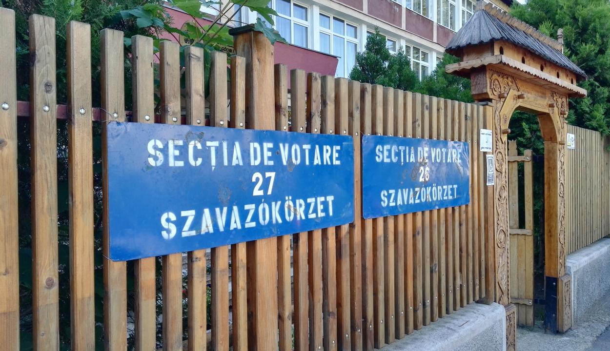 A sepsiszentgyörgyi és a kézdivásárhelyi szavazókörzetek listája