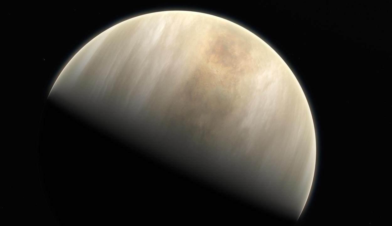 Az élet nyomaira bukkanhattak a Vénusz felhőiben