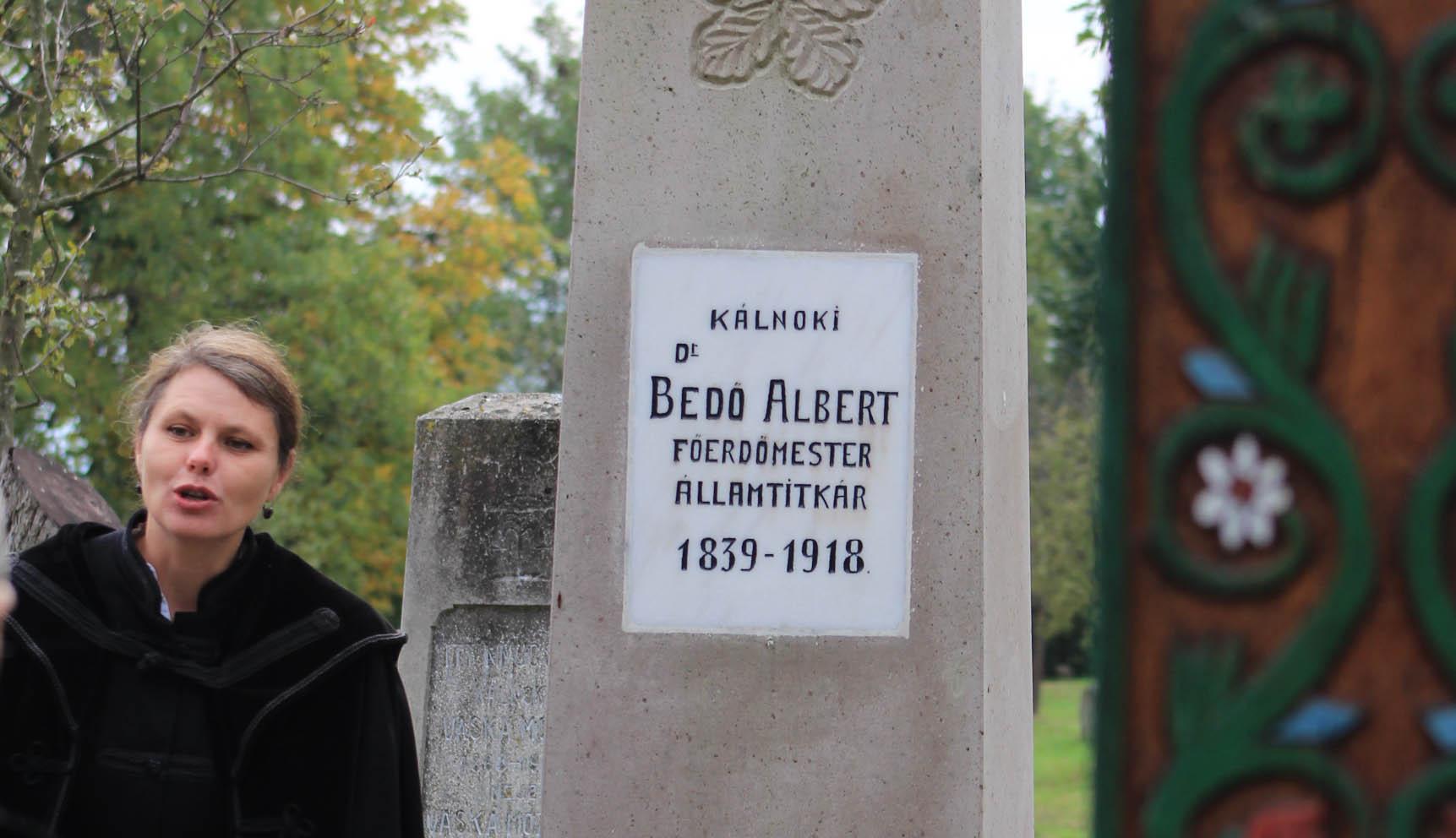 Bedő Albertre emlékeztek