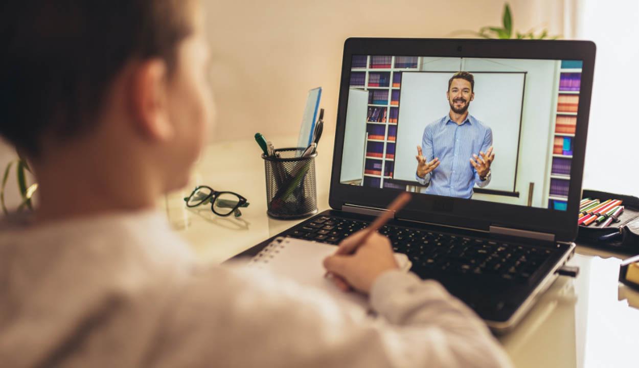 Online oktatás, szülői lehetőségek