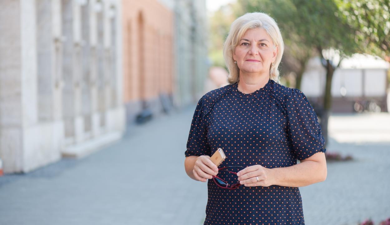A tanügyből jöttem és a tanügybe fogok visszatérni – búcsúzik Sztakics Éva alpolgármester