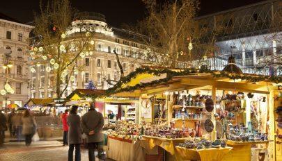 Elmarad idén a Vörösmarty téri karácsonyi vásár Budapesten