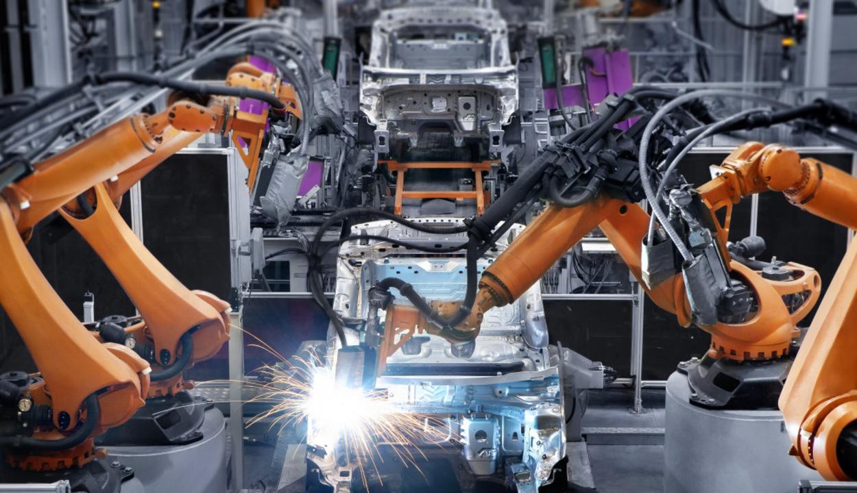 2025-re minden munkafolyamat felét gépek végzik majd