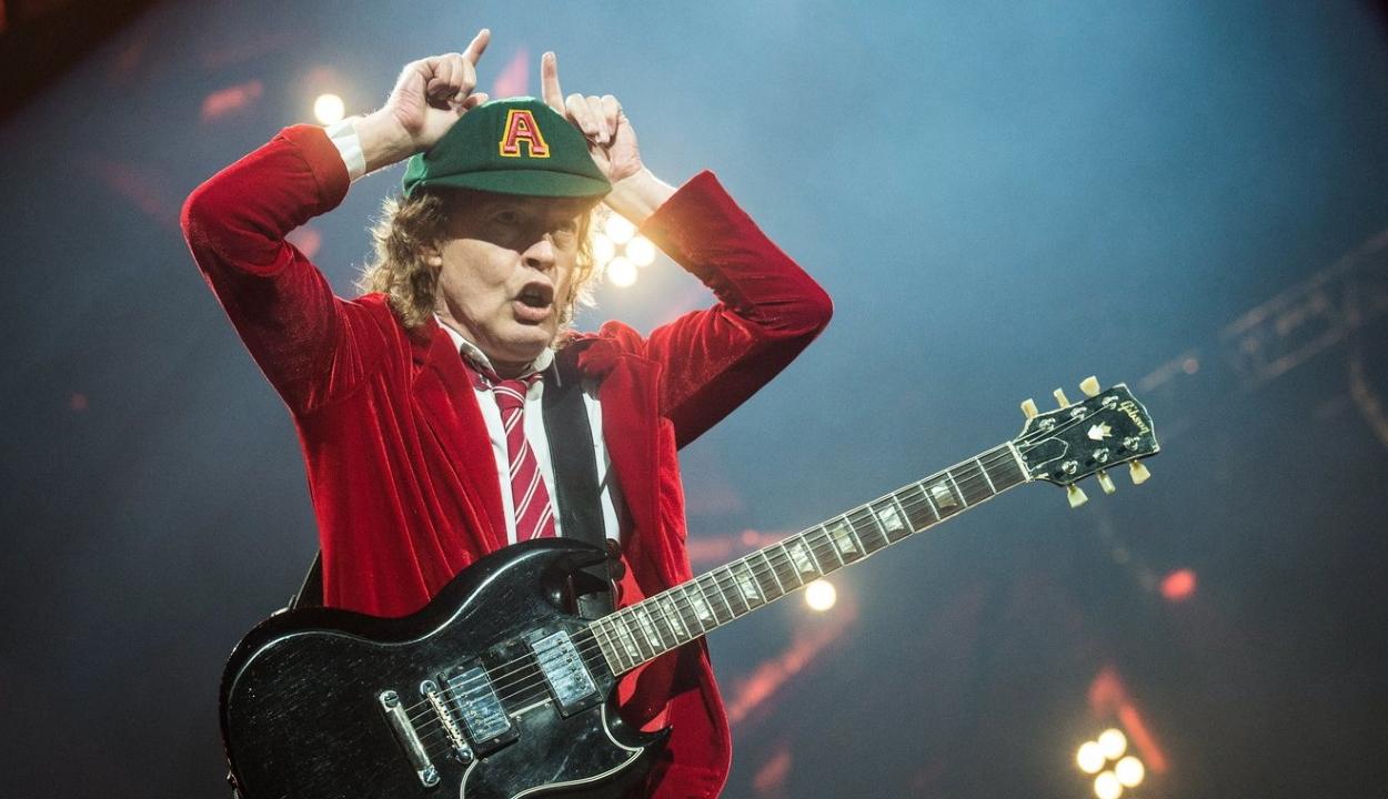 Új albummal tér vissza az AC/DC