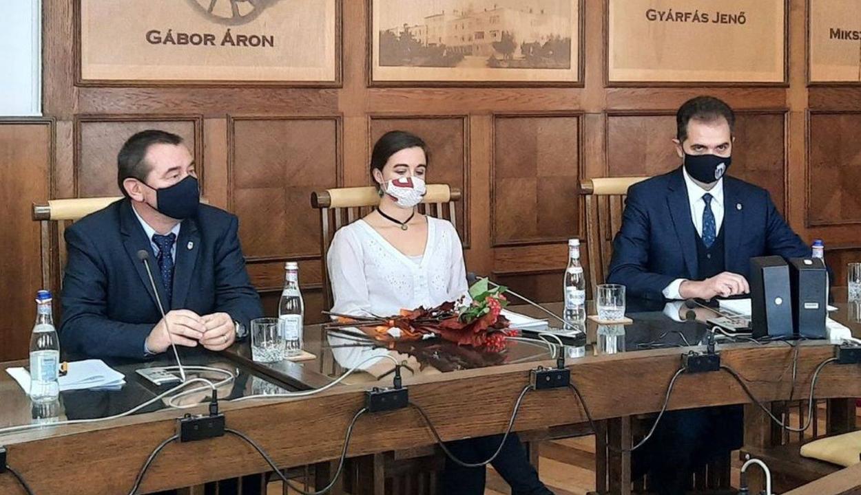 Új alpolgármestere van Sepsiszentgyörgynek