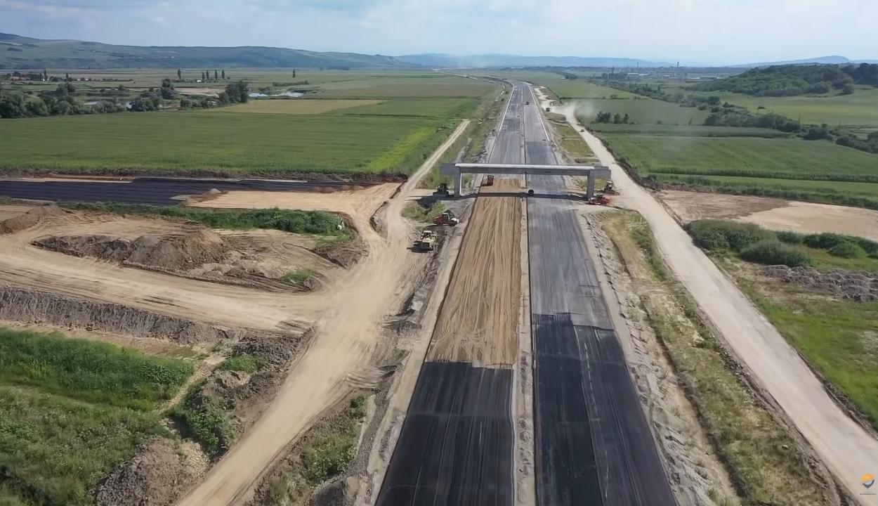 Még idén elkészülhet a Brassó – Comarnic autópálya első szakasza