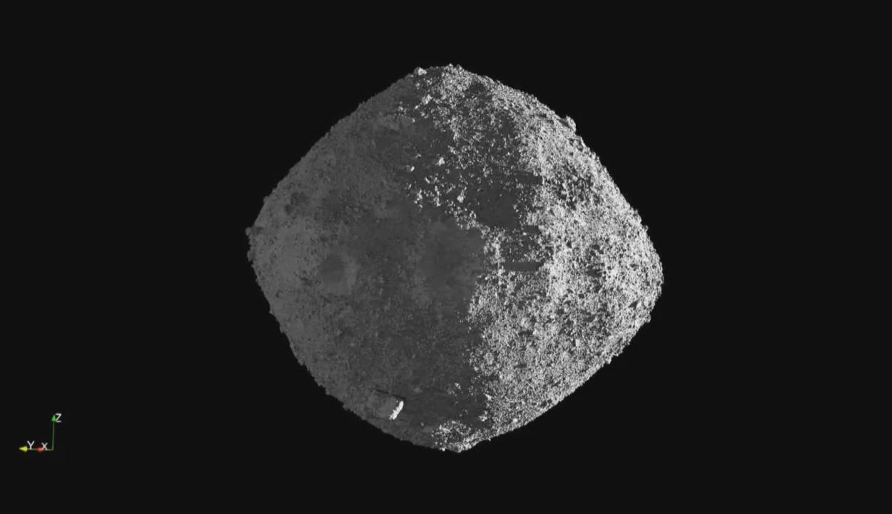 Megközelítették a Földre legveszélyesebb aszteroida felszínét