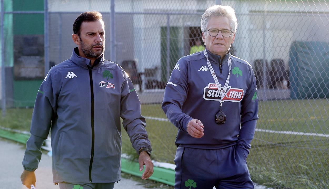 Bölöni László lett a Panathinaikosz új edzője
