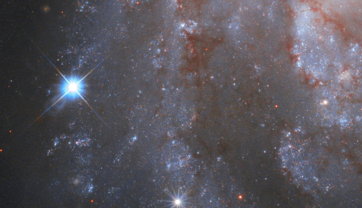 Felvétel készült egy csillag haláláról