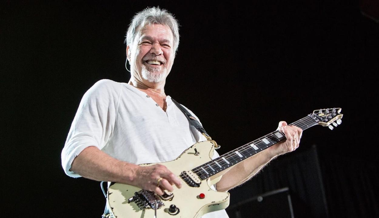 Meghalt Eddie Van Halen rocklegenda