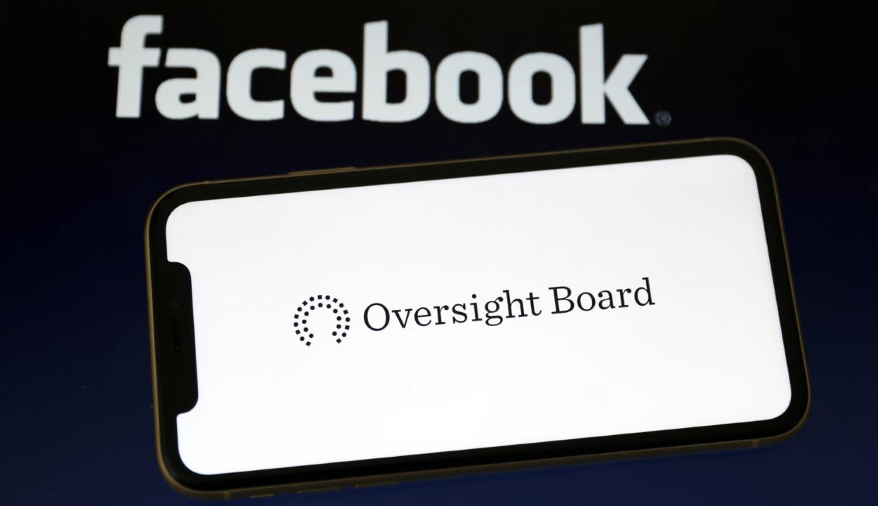 Megkezdte a munkát a Facebookot ellenőrző bizottság