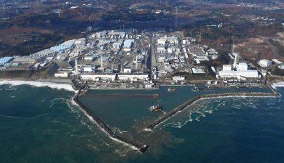 Az óceánba eresztik Fukusima radioaktívan szennyezett vizét
