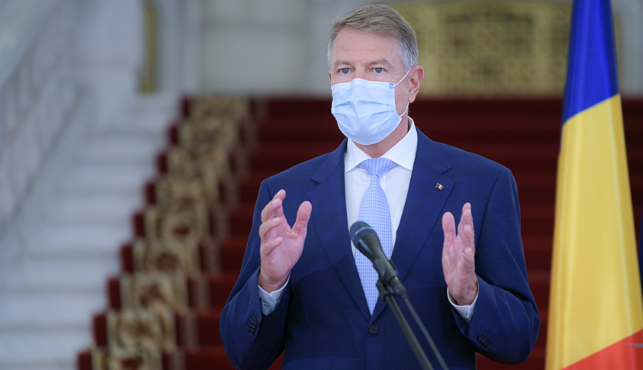 Iohannis: jelenleg összesen 3065 intenzív terápiás ágy van a romániai kórházakban