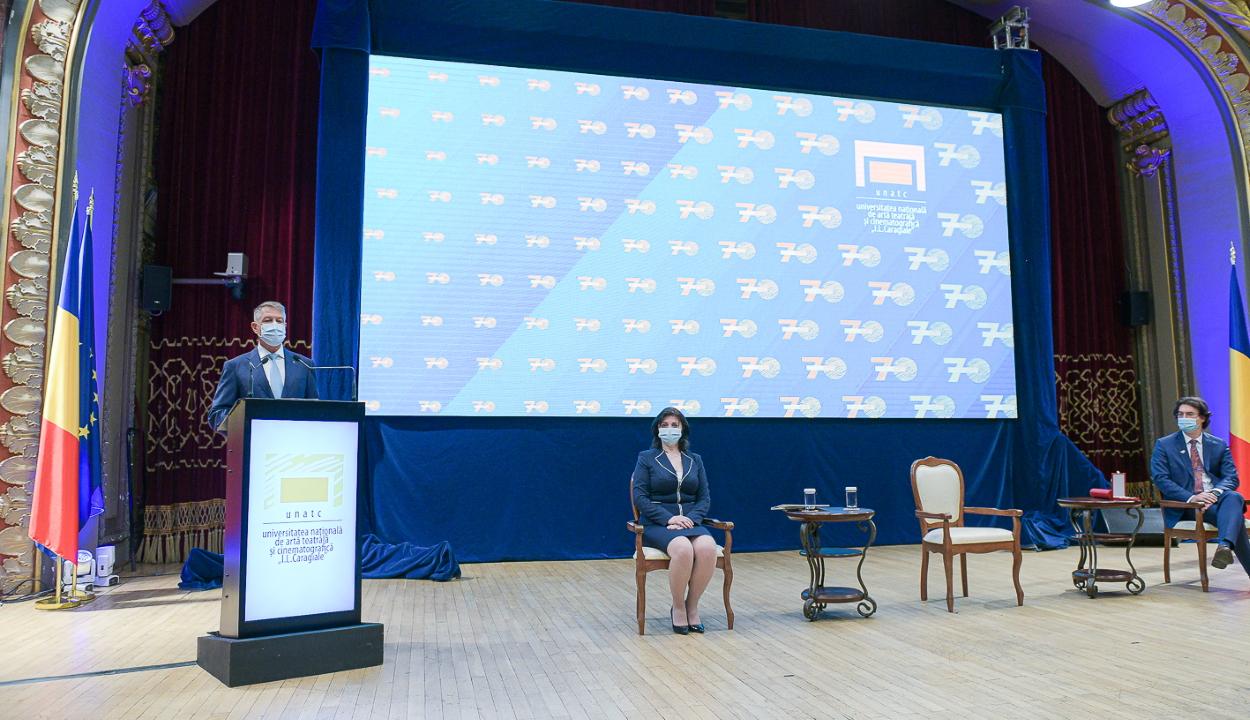 Iohannis: a legnehezebb egyetemi év kezdődik 1989 óta
