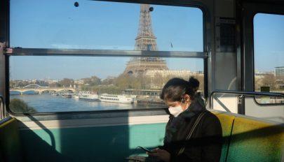Részleges kijárási tilalmat vezetnek be a francia nagyvárosokban