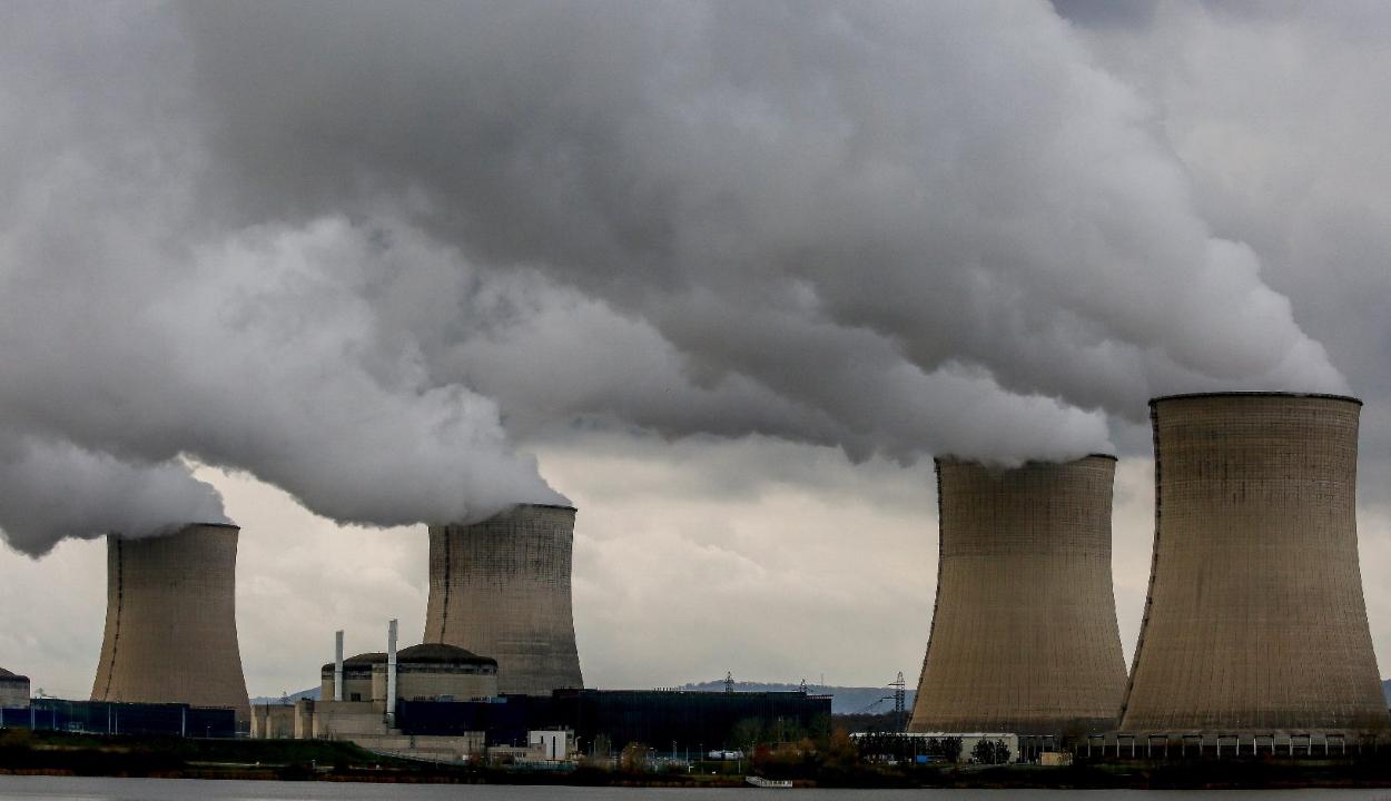 Rekordmagas értéket ért el a szén-dioxid koncentrációja a légkörben
