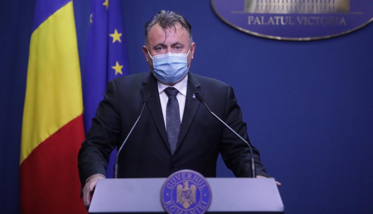Az egészségügyi miniszter a fertőzés további fokozatos terjedésére számít