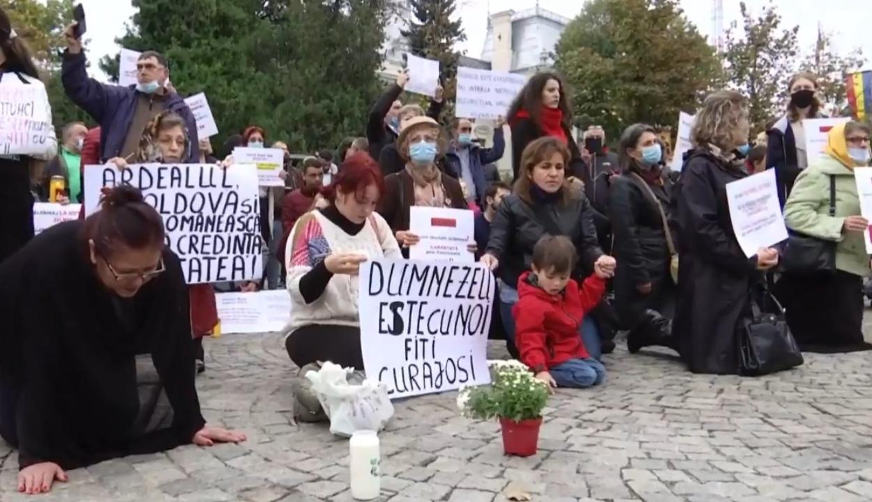 Tiltakozik az ortodox egyház a zarándoklatok betiltása ellen