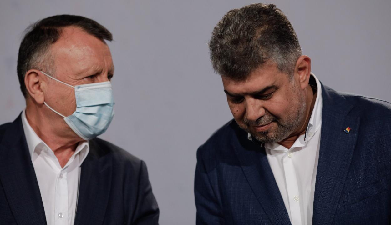 Források: negatív a koronavírustesztje Marcel Ciolacunak és Paul Stănescunak