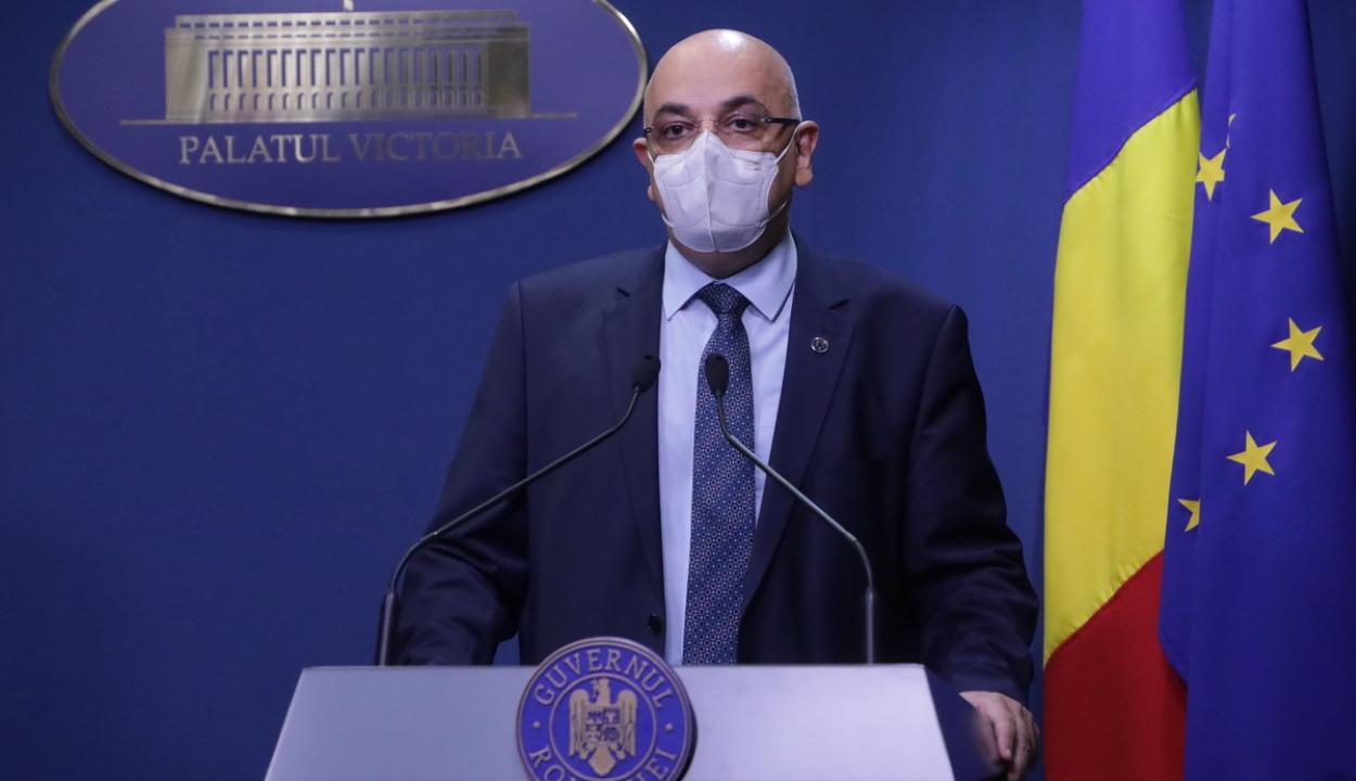 Raed Arafat: Románia 22 nagyvárosában haladja meg a 3 ezreléket a fertőzöttségi arány