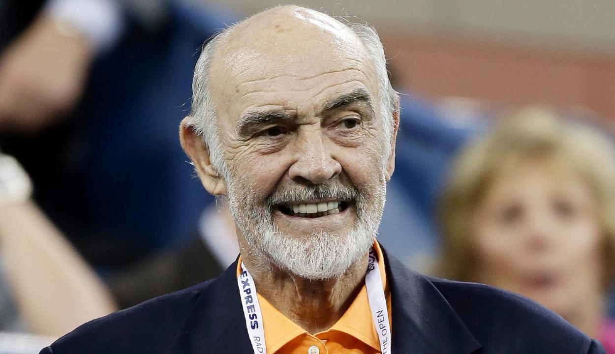 Elhunyt Sir Sean Connery, az eredeti James Bond