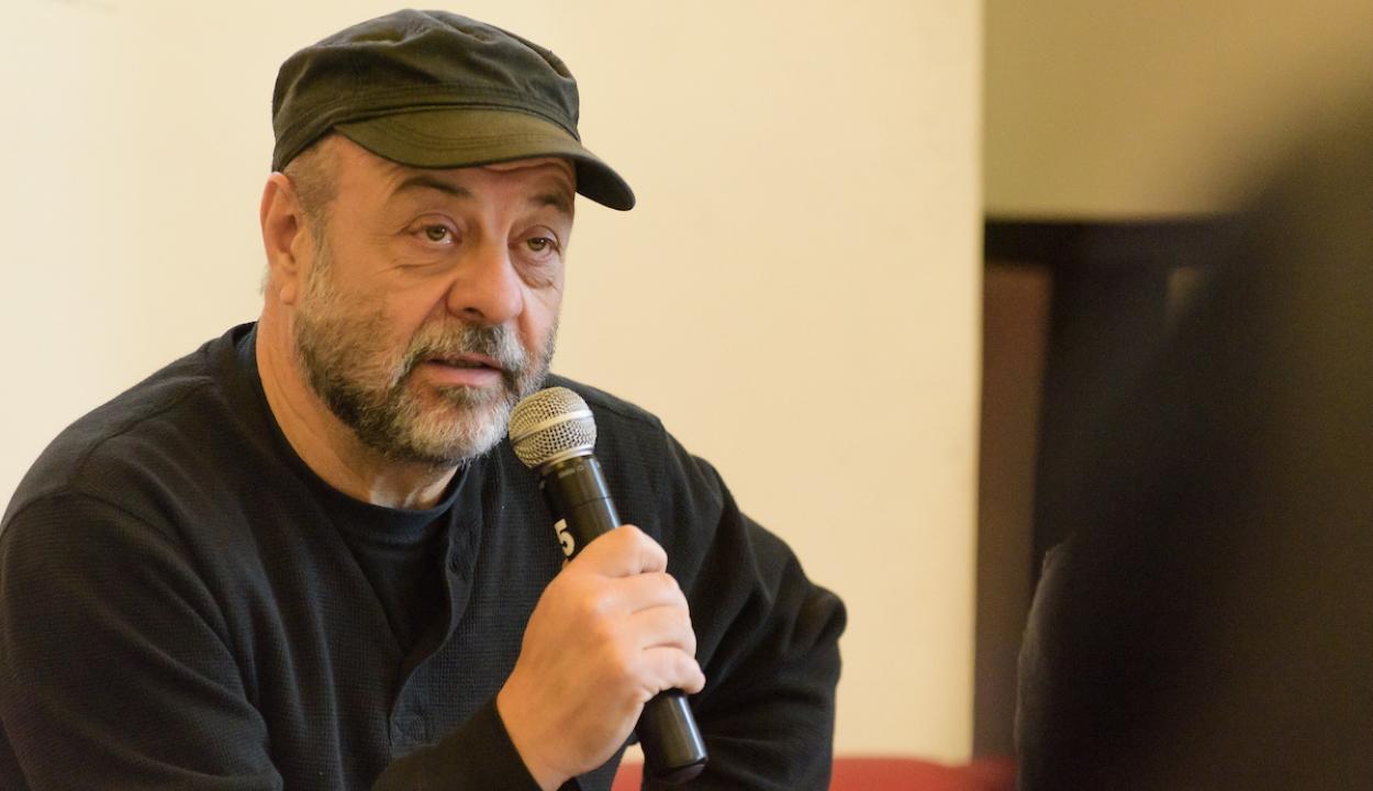 Újraválasztották Tompa Gábort az Európai Színházi Unió élére