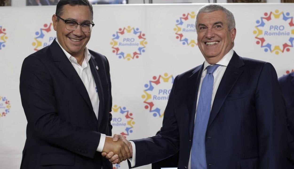 Ponta és Tăriceanu pártjai közösen indulnak a parlamenti választáson