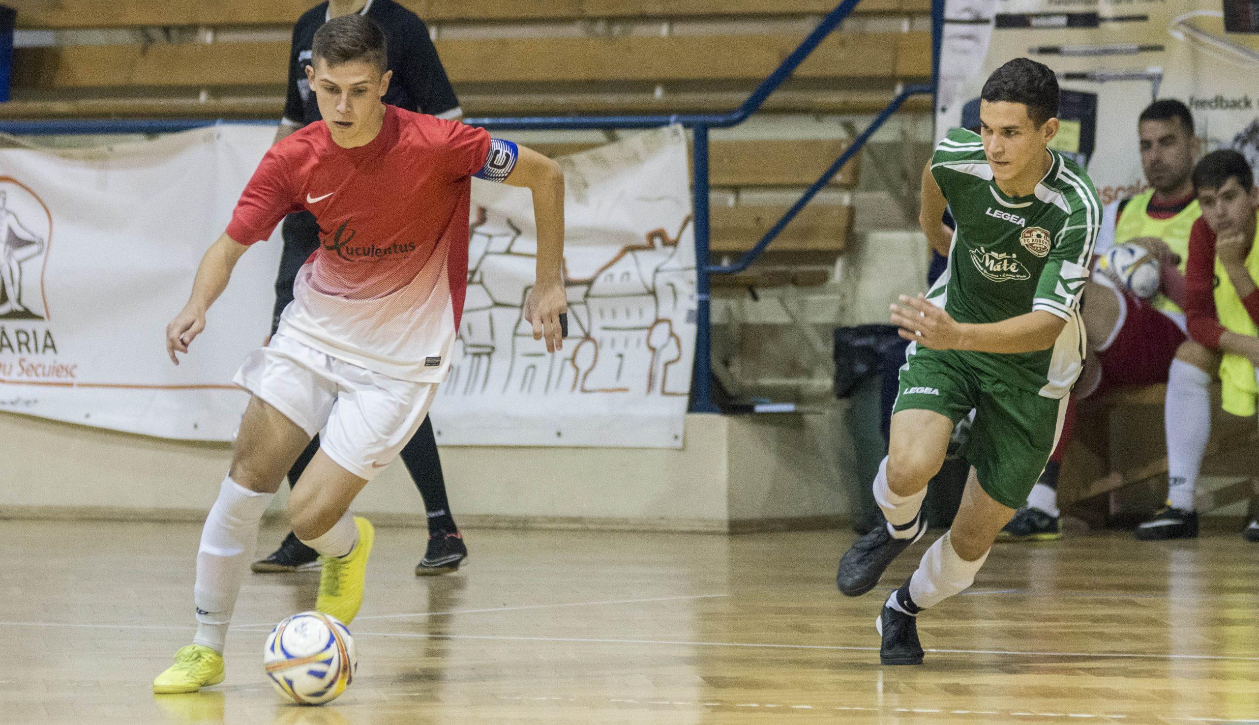 Két meccset játszik a KSE Futsal