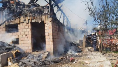 Tűzvész miatti tragédiák