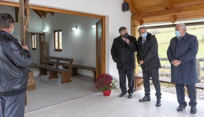Püspöki ravatalozószentelés