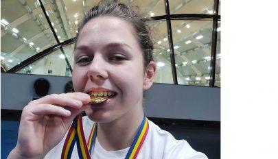 Balogh Hanna országos bajnok