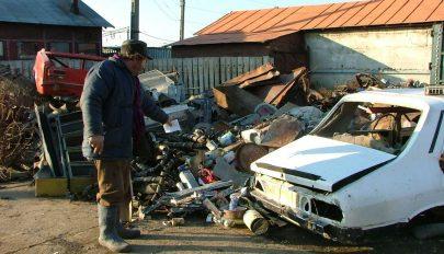 Szabálytalan hulladéktárolók