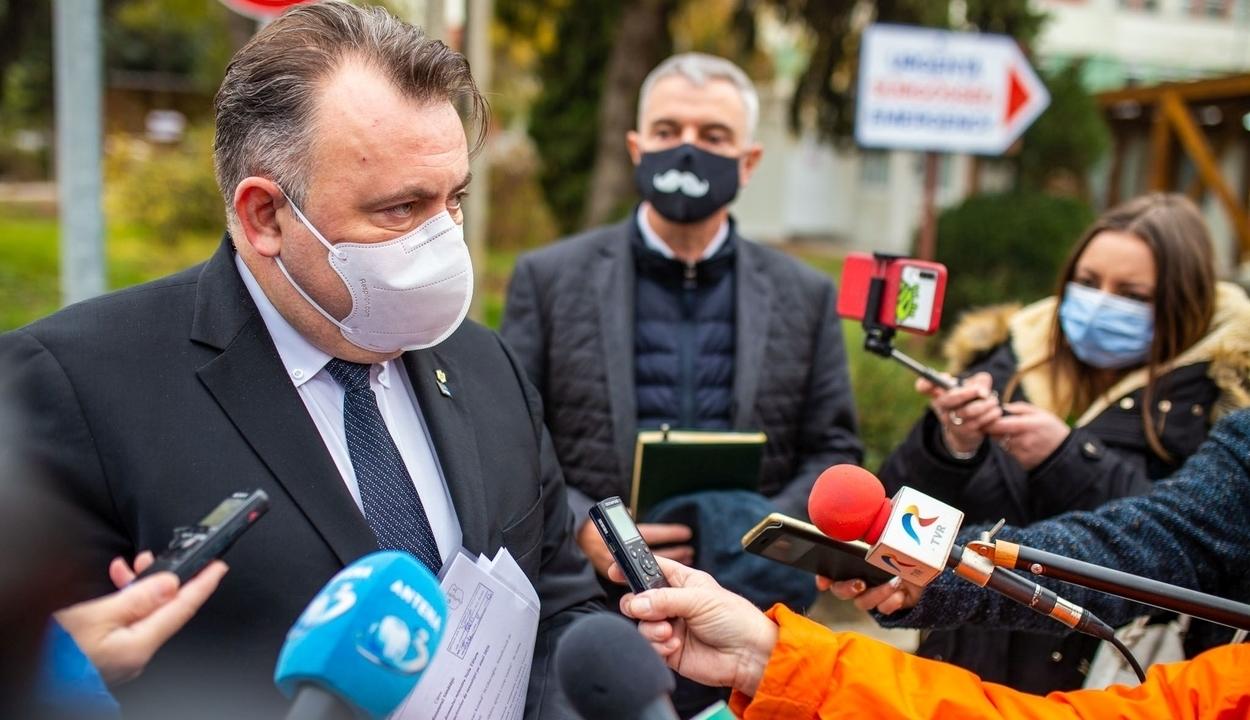 Háromszéken az egészségügyi miniszter
