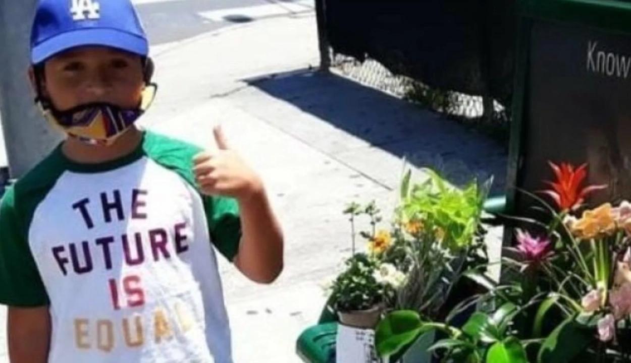 A szegénységből rángatta ki családját a nyolcéves kisfiú