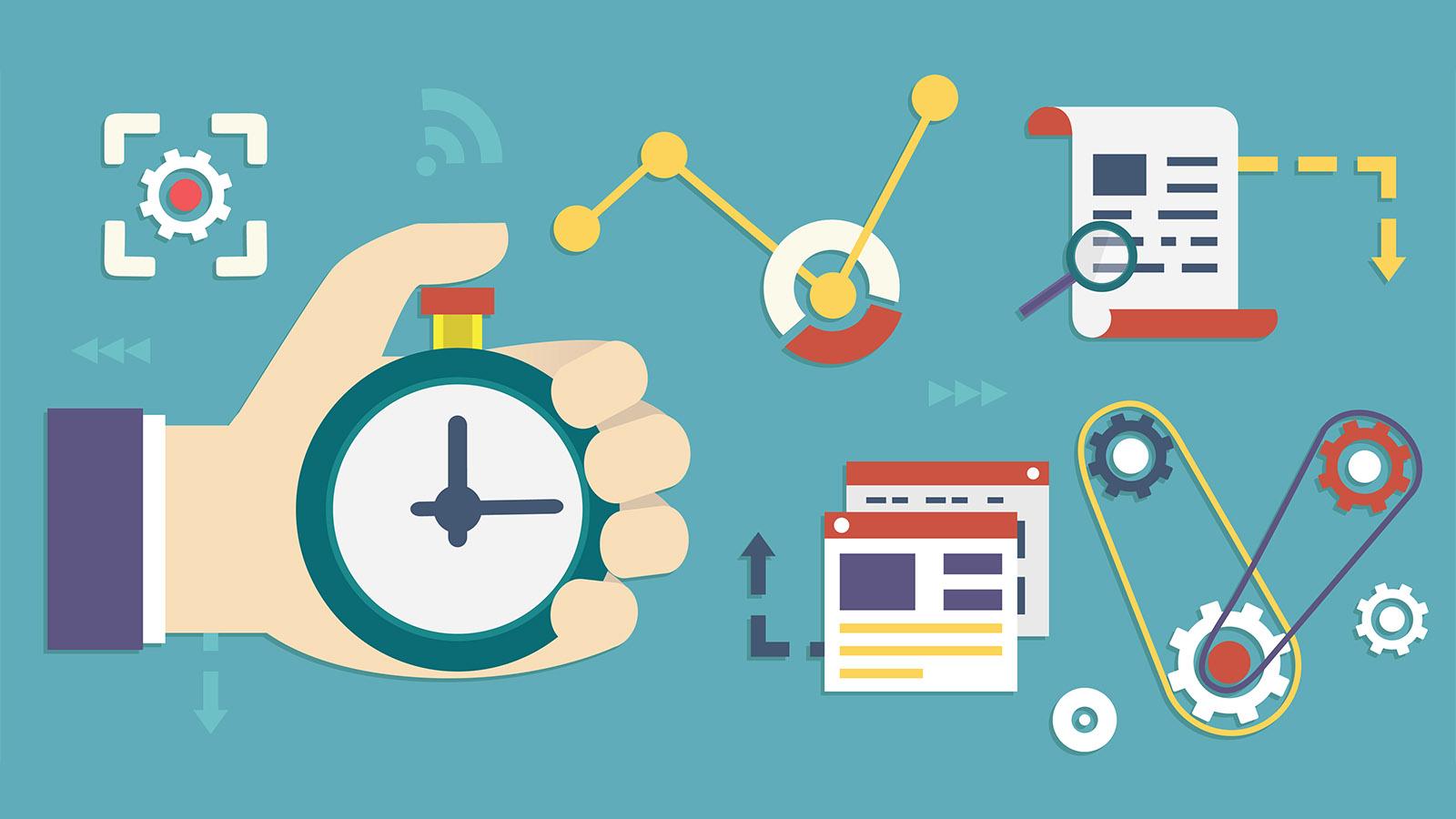 Weboldalak teljesítmény növelése 5 lépésben
