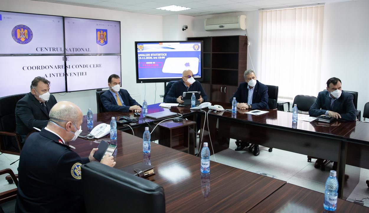 A kormányfő kéri az intenzív terápiás osztályok kapacitásának növelését