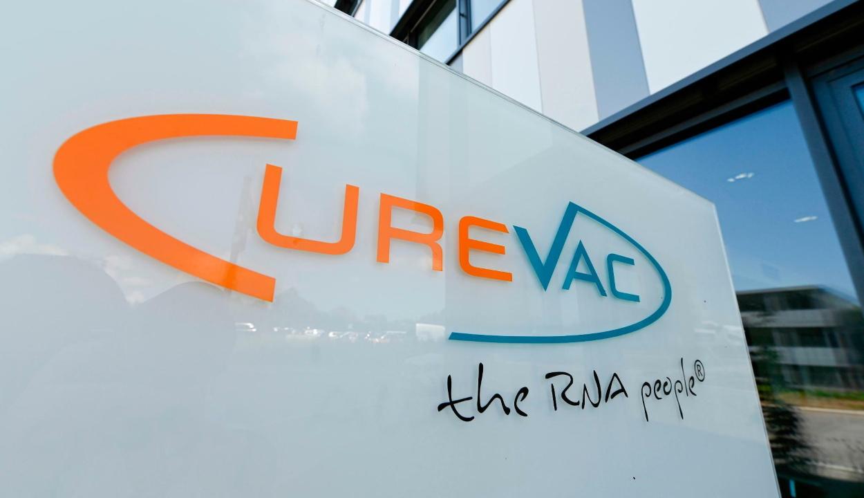 Kilencmillió dózis koronavírus elleni vakcinát rendelt az egészségügyi minisztérium a CureVac-től