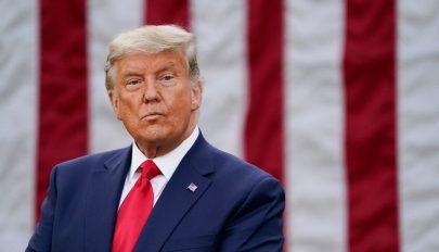 Trump történelmet írt: először vádoltak meg kétszer elnököt