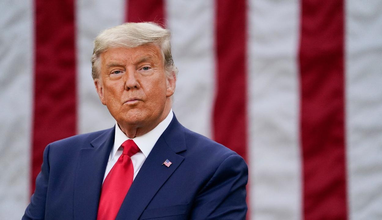 A republikánus szenátorok többsége ellenzi a Donald Trump elleni alkotmányos vádeljárást