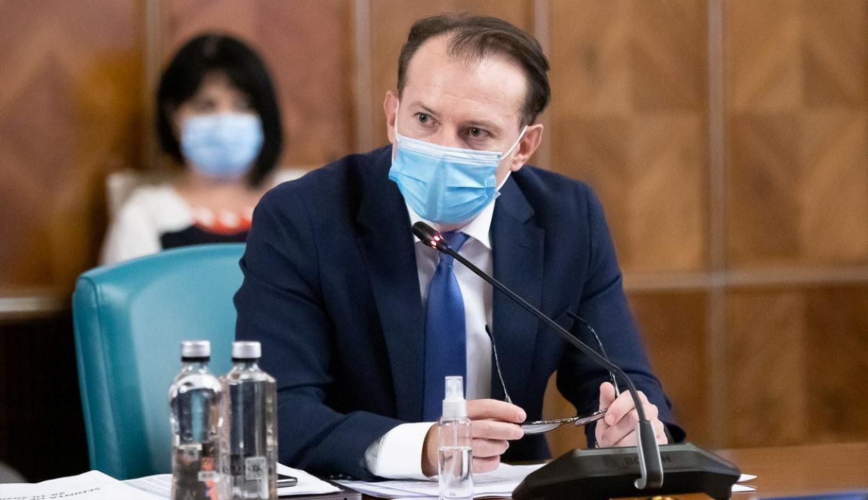 Cîţu: a jövő évi költségvetést az új kormány véglegesíti és nyújtja be a parlamentnek