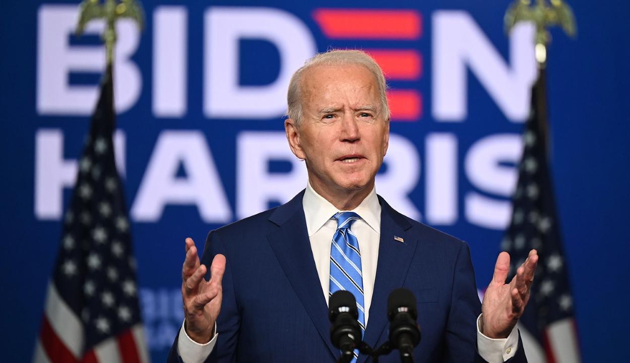 Joe Biden az Egyesült Államok 46. elnöke