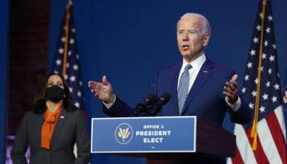 Tucatnyi elnöki rendelet aláírását tervezi Joe Biden már beiktatása napján