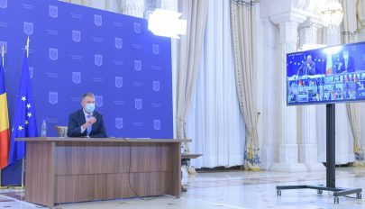 Iohannis: a tesztek kölcsönös elismerése megkönnyítené a szabad mozgást az EU-ban