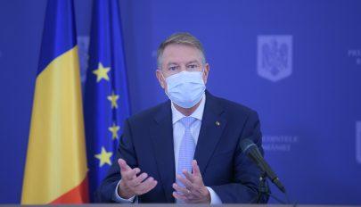 Iohannis: helyénvaló döntés a közalkalmazotti bérek befagyasztása
